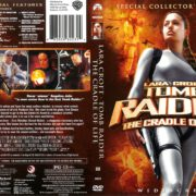 Lara Croft Tomb Raider: The Cradle of Life (2003) R1 DVD Cover