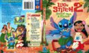 Lilo & Stitch 2: Stitch Has a Glitch (2005) R1 DVD Cover