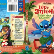 Lilo & Stitch 2: Stitch Has a Glitch (2005) R1 DVD Cover