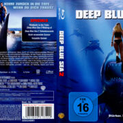 Deep Blue Sea 2 (2018) R2 German Blu-Ray Cover
