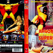 Argoman – Der phantastische Supermann (1967) R2 German DVD Covers