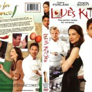Love's Kitchen (2011) R1 DVD Cover