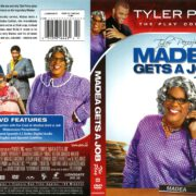 Tyler Perry's Madea Gets a Job: The Play (2012) R1 DVD Cover