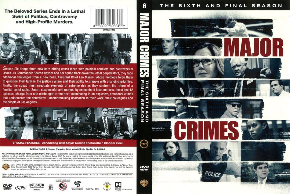 Major Crimes Season 6