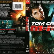 Mission: Impossible III (2006) R1 DVD Cover