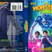 Monsters at Large (2017) R1 DVD Cover