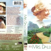 Mrs. Dalloway (1997) R1 DVD Cover