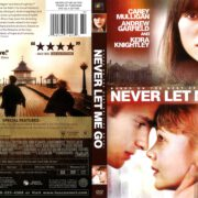 Never Let Me Go (2010) R1 DVD Cover