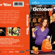 October Kiss (2015) R1 DVD Cover