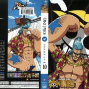 One Piece Collection 10 (2014) R1 DVD Cover