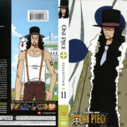 One Piece Collection 11 (1999) R1 DVD Cover