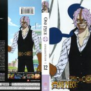 One Piece Collection 12 (1999) R1 DVD Cover