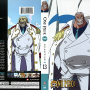 One Piece Collection 13 (1999) R1 DVD Cover