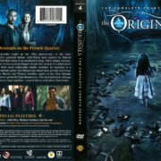 The Originals Season 4 (2017) R1 DVD Cover