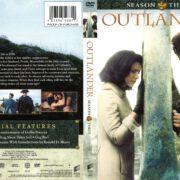Outlander Season 3 (2017) R1 DVD Cover