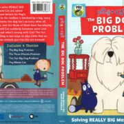 Peg + Cat: The Big Dog Problem (2018) R1 DVD Cover