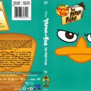 Phineas and Ferb: The Perry Files (2015) R1 DVD Cover