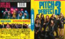 Pitch Perfect 3 (2017) R1 DVD Cover