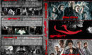 Sin City / The Spirit / Sin City 2 Triple Feature (2005-2014) R1 Custom DVD Cover