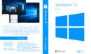 Windows 10 Pro 32 Bit Custom DVD Cover & Label