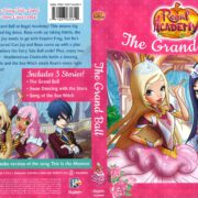 Regal Academy: The Grand Ball (2018) R1 DVD Cover