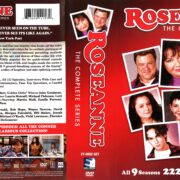 Roseanne: The Complete Series (2013) R1 DVD Cover