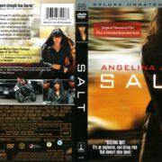 Salt (2010) R1 DVD Cover