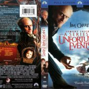 Lemony Snicket's A Series of Unfortunate Events (2005) R1 DVD Cover