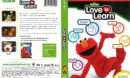 Sesame Street: Love to Learn (2016) R1 DVD Cover