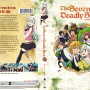 The Seven Deadly Sins Season 1 Part 2 (2015) R1 DVD Cover