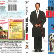 The Shaggy Dog (2006) R1 DVD Cover