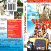 The Shaggy Dog (1959) R1 DVD Cover