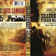 Louis L'Amour's Shaughnessy the Iron Marshal (1996) R1 DVD Cover