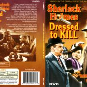 Sherlock Holmes: Dressed to Kill (2004) R1 DVD Cover