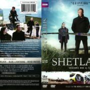 Shetland Seasons 1 & 2 (2015) R1 DVD Cover