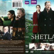 Shetland Season 3 (2016) R1 DVD Cover