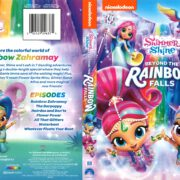 Shimmer and Shine: Beyond the Rainbow Falls (2017) R1 DVD Cover
