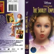 The Shirley Temple Story (2001) R1 DVD Cover
