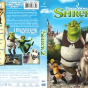 Shrek 2 (2004) R1 DVD Cover