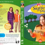 Signing Time Volume 5: Going Outside (2007) R1 DVD Cover