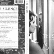 The Silence (1963) R1 DVD Cover