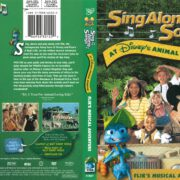 Sing Along Songs: At Disney's Animal Kingdom (2005) R1 DVD Cover
