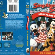 Sing Along Songs: Disneyland Fun (2005) R1 DVD Cover