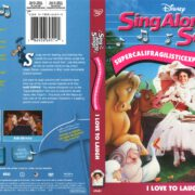 Sing Along Songs: Supercalifragilisticexpialidocious (2006) R1 DVD Cover