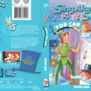 Sing Along Songs: You Can Fly! (2006) R1 DVD Cover