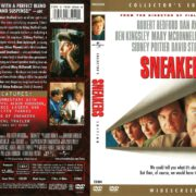 Sneakers (2003) R1 DVD Cover