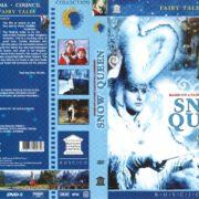 Snow Queen (1966) R1 DVD Cover