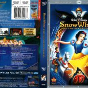 Snow White and the Seven Dwarfs (2009) R1 DVD Cover
