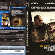 Operation Kingdom (2009) R2 German Blu-Ray Cover & Label