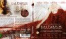 Das Parfüm - Die Geschichte eines Mörders (2006) R1 Blu-Ray Cover & Label